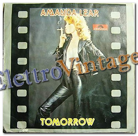 Amanda Lear - Tomorrow Lyrics | Musixmatch