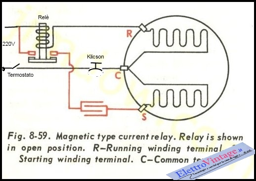 Schema Elettrico Termostato Frigo : Elettrovintage restaurando radio d epoca
